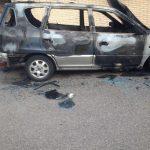 Queman el coche de una concejala del PSOE en El Casar de Escalona