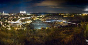 'El Cerro del Bú', objetivo de 'Toledo como nunca se ha fotografiado'