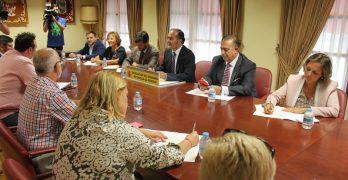 El PP se moviliza contra el cobro por aparcar a los no residentes en Toledo