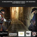 Toledo acogerá un Encuentro Internacional de Esgrima Histórica