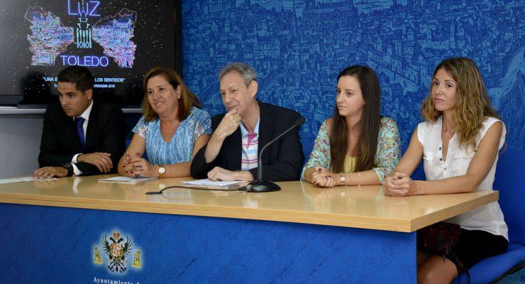 Llega 'Luz Toledo', que incluirá teatro en varios puntos del Casco Histórico