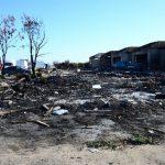 Tres familias desalojadas de El Cavero reciben aún acompañamiento para su inclusión social
