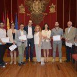 Daniel Blanco gana el I Premio Pérez Taybilí de Medina Mudéjar