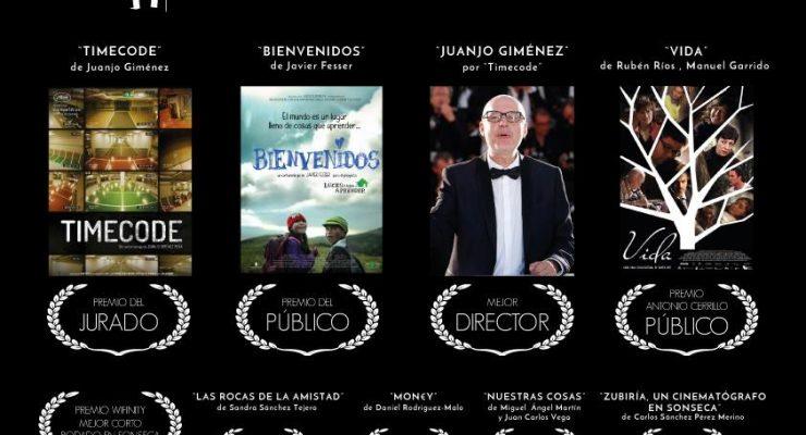"""Timecode"" de Juanjo Giménez, premiado en la Semana de Cine Corto de Sonseca"