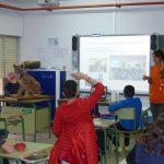'El lince en el cole' llegará a 13 nuevos colegios y más de 2.000 escolares toledanos
