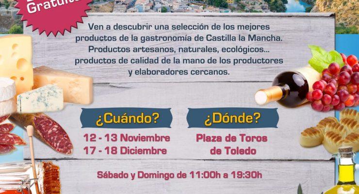 Este fin de semana 'Saborea Castilla-La Mancha' en Toledo