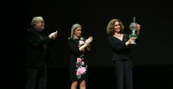 Carlos Saura y Ana Belén ponen la guinda a un CiBRA de lujo