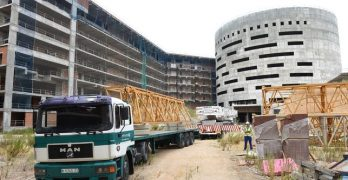 El Ayuntamiento de Toledo recibe el proyecto de ejecución del nuevo Hospital