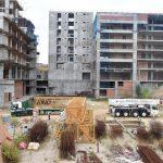 Más de 200 personas trabajan en las obras del nuevo Hospital de Toledo