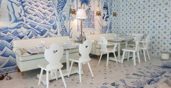 El chef José Andrés decora su nuevo restaurante de Miami con azulejería de Talavera