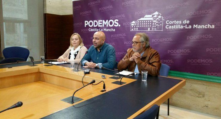 """Podemos impulsa  como Ciudad Europea del Deporte a Talavera de la Reina para """"cambiar el modelo de ciudad"""""""