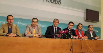 El presupuesto de la Diputación de Toledo crece en un 2,8% con el apoyo de C's e IU-Ganemos
