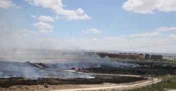 El Ayuntamiento de Seseña presentará su propio informe del incendio de neumáticos