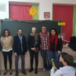 Talleres educativos contra la violencia de género en centros escolares de la provincia