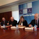 Ampliado el convenio de cesión de viviendas sociales con Cáritas de Toledo