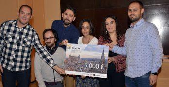 El proyecto 'Eagle' gana el concurso toledano de 'apps' para el beneficio local