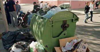 Trabajadores de recogida de basuras de la provincia de Toledo, a la huelga el 2 de enero