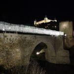 Rutas toledanas que combinan luces de Navidad y leyendas