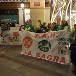 """""""Belén reivindicativo"""" en Toledo contra los cortes de suministros"""