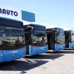Los autobuses urbanos de Toledo tendrán puntos de recarga de móviles