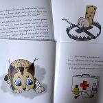 La Diputación de Toledo publica dos cuentos infantiles sobre el lince ibérico