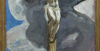 El 'Cristo Crucificado' de El Greco se expondrá en Toledo