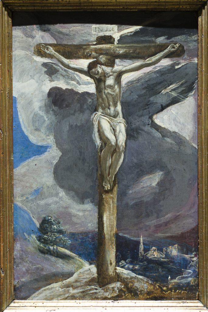 El Greco_Cristo Crucificado