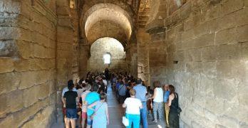 El Sitio Histórico de Melque bate records con casi 13.500 visitas en 2016