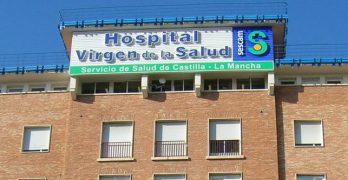 Trasladado al hospital un peatón de 70 años tras ser atropellado en la avenida Río Guadarrama de Toledo