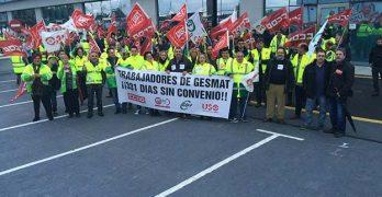 Los trabajadores acuerdan desconvocar la huelga de basuras de la provincia de Toledo