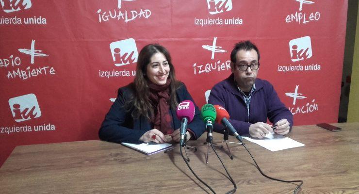 """IU impulsará """"una gran manifestación"""" en Talavera por el empleo"""