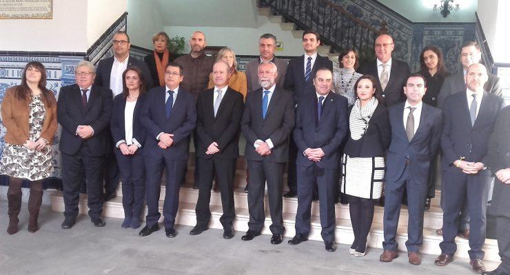 El presidente del Puerto de Sines destaca la importancia internacional de la plataforma logística de Talavera