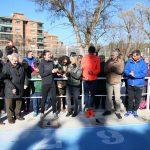 La atleta Irene Sánchez-Escribano ya tiene su 'huella' en Toledo