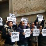 """'Hospitalito Ya' denuncia una """"estrategia regional"""" de privatización de residencias de mayores"""