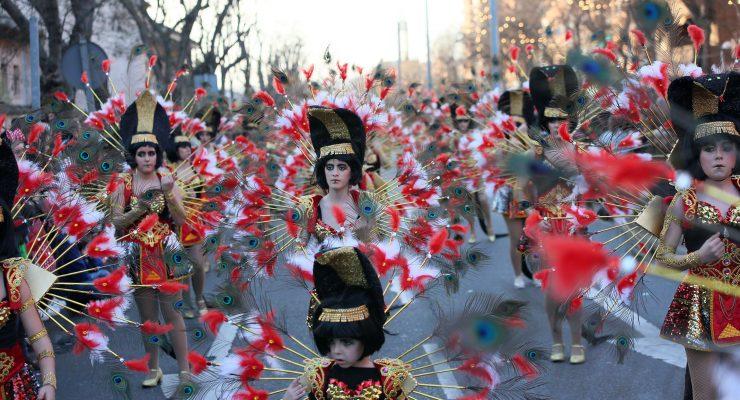 Comanches y venecianos, ganadores del Carnaval toledano
