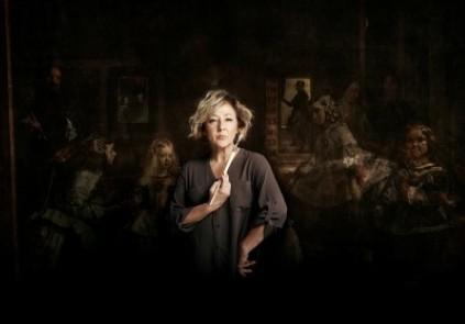 Carmen Machi, la monja copista de `Las Meninas´