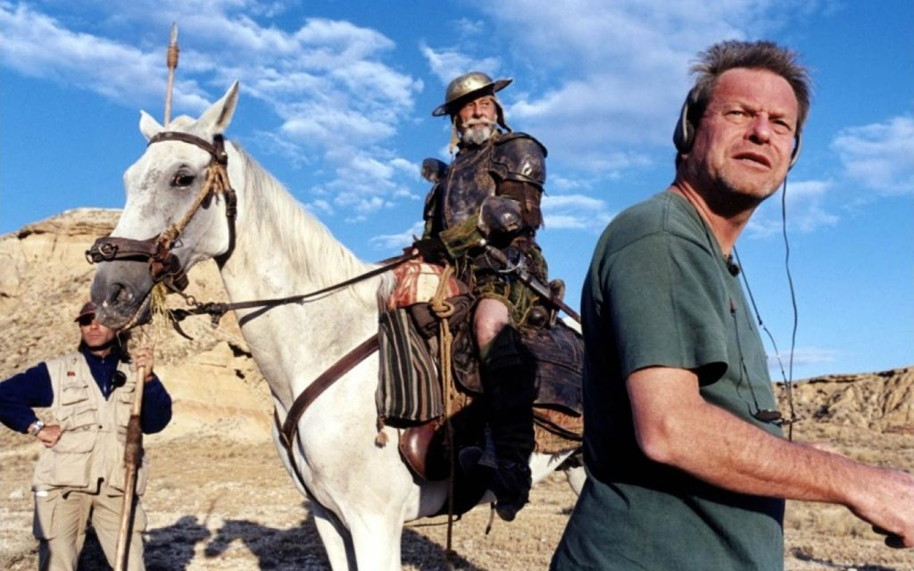 Lost in La Mancha detrás de las cámaras