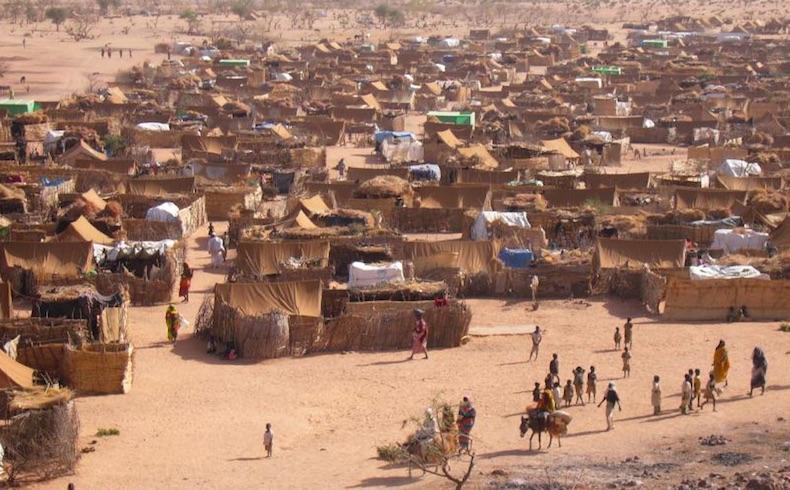 Refugiados-Chad