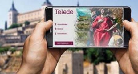 Una app mejora la experiencia turística en Toledo a personas con problemas visuales o de sordera