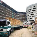 Entre 600 y 700 personas trabajarán en el hospital de Toledo a la vuelta del verano