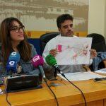 """Ganemos Talavera califica de """"despropósito"""" la elección de la parcela para el nodo logístico"""