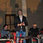 José Miguel García presenta su poemario 'No perdí esta vez' en Torrijos