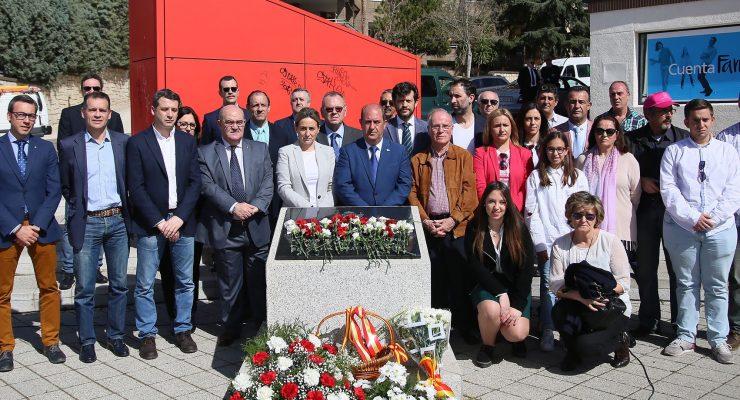 Toledo se suma a los homenajes por las víctimas del 11M
