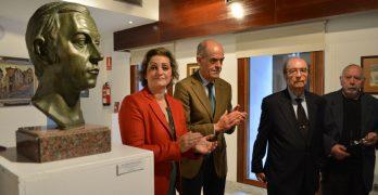 Una exposición homenajea al pintor toledano Manuel Romero Carrión