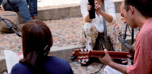 Vuelven los conciertos didácticos 'Música para despertar' a los institutos de Toledo