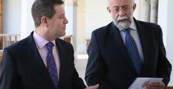 """Jaime Ramos: """"No me cabe ninguna duda de que Agustina García será candidata a la Alcaldía"""""""