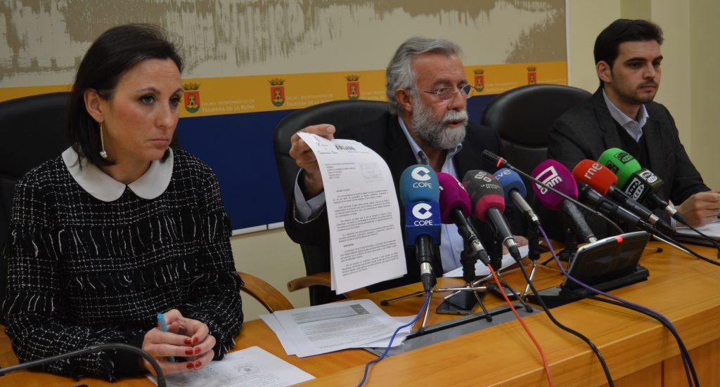 RAMOS, RUEDA DE PRENSA, REUNION CON MINISTRO FOMENTO2, 23-03-17