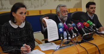 """El alcalde de Talavera afirma que el eje ferroviario está """"absolutamente vigente"""""""