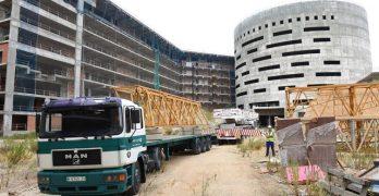 Pistoletazo de salida a la segunda fase del futuro Hospital de Toledo
