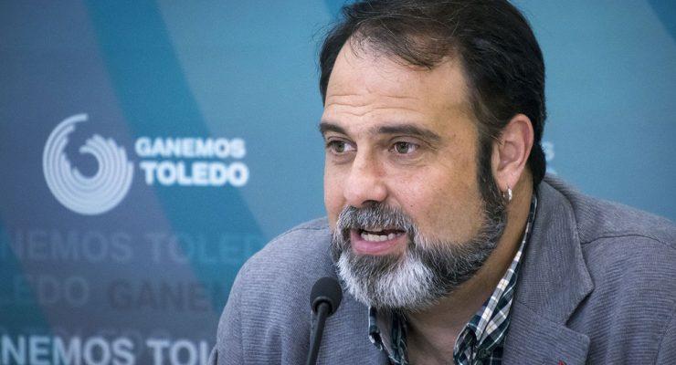 """Ganemos Toledo apuesta por """"doblar"""" el presupuesto participativo si Montoro """"levanta la soga"""""""